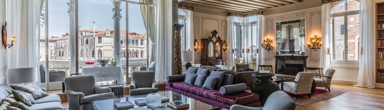 Palazzo Contarini Michiel - Ca' Rezzonico Apartments