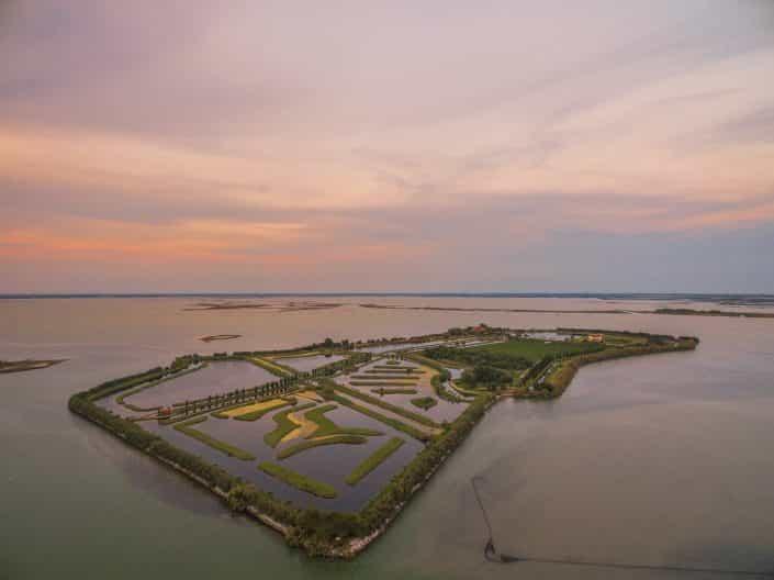 Isola di Santa Chiara Venice