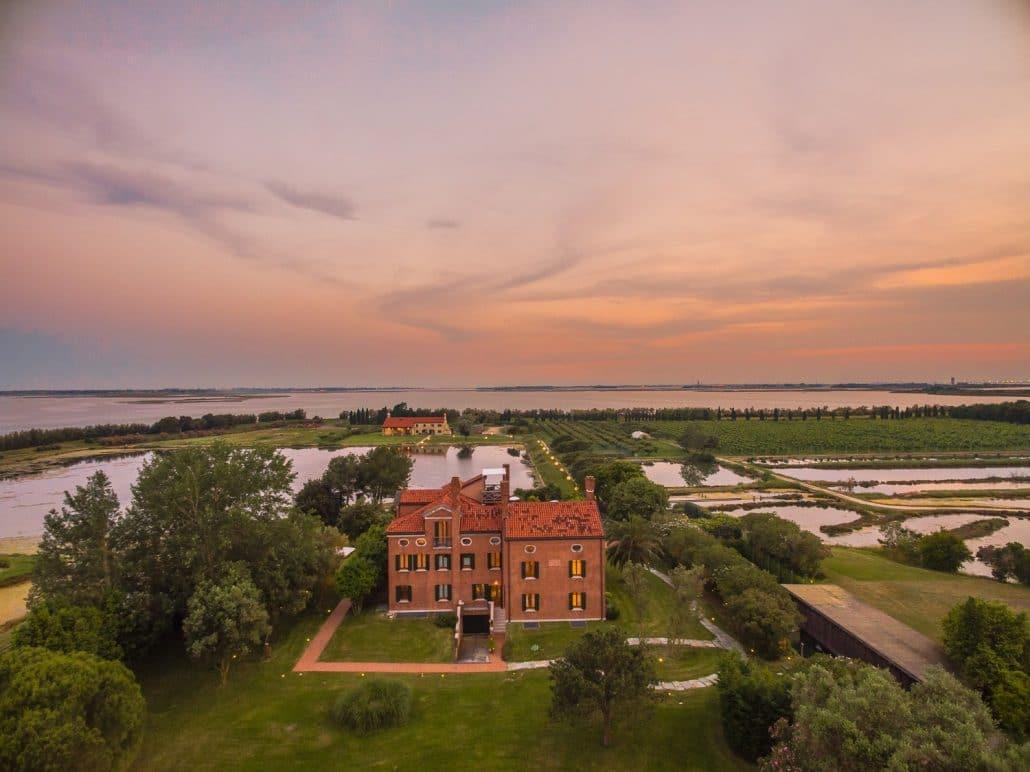 Rent a Venetian Island