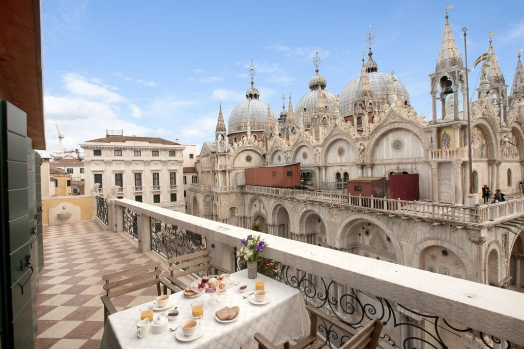 Apartment in San Marco Venice