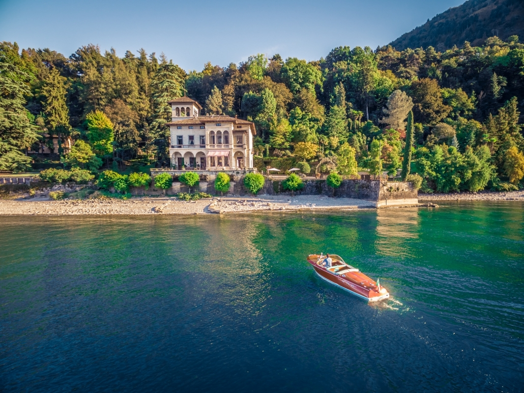 Villa Orlando, Bellagio Lake Como