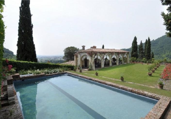 Castelletto di Pedeguarda - Piscina